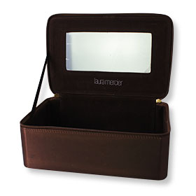Laura Mercier Cosmetic Rectangular Case
