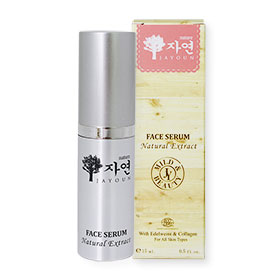 Jayoun Face Serum With Edelweiss & Collagen 15ml