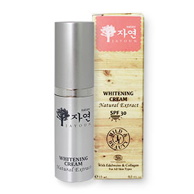 Jayoun Whitening BB Cream With Edelweiss & Collagen SPF30 (15ml)