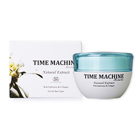 Jayoun Time Machine Cream With Edelweiss & Collagen (50ml)