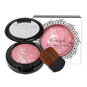 Mivagirl Kiss Kiss Velvet Color Blusher #M-04-06