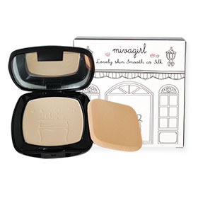Mivagirl Lovely Skin Smooth As Silk Powder Cake #M-02-02