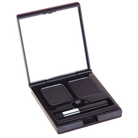 Skinfood Choco Eyebrow Powder Cake #01Grey Khaki Black