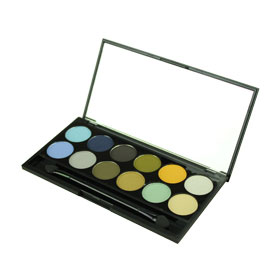 Sleek i-Divine PPQ Shangri-La Collection Supreme Palette