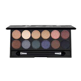 Sleek i-Divine Mineral Based Eye Shadow Palette #Storm-578