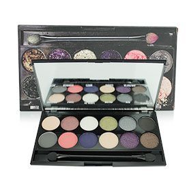 Sleek I Divine Showstoppers Palette Limited Edition #Showstoppers 848