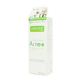Smooth E Acne Rapid Action Treatment Hydrogel 7g