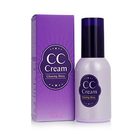Sola CC Cream 30g #Glowing Shiny