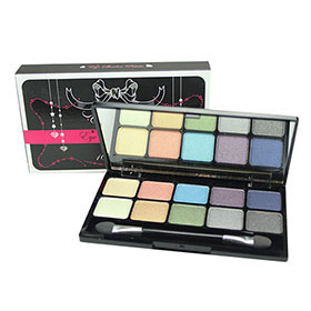 Solone Eye Shadow Palette 14g #02