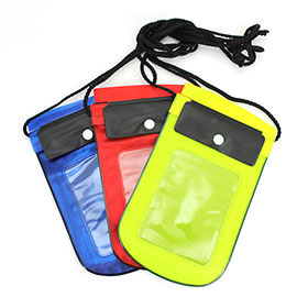 Waterproof Bag Small Size (Random Color) 1pcs *ทางบริษัทขอสงวนสิทธิ์ในการเลือกสี