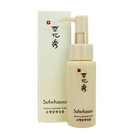 Sulwhasoo Gentle Cleansing Foam 50ml