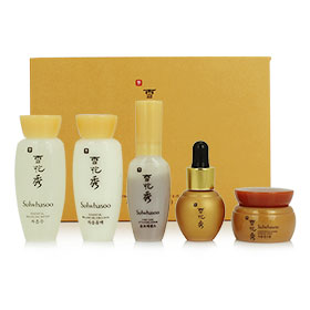 Sulwhasoo Concentrated Ginseng Renewing Kit II 5Items