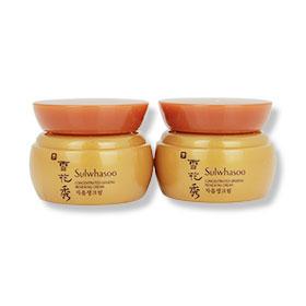 แพ็คคู่ Sulwhasoo Concentrated Ginseng Renewing Cream (5mlx2pcs)