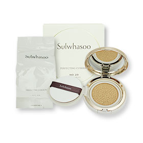 Sulwhasoo Perfecting Cushion SPF50+ / PA+++ #23 Medium Beige 30g(15x2)