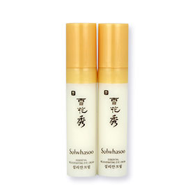 แพ็คคู่ Sulwhasoo Essential Rejuvenating Eye Cream (3.5ml x 2)