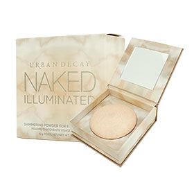 Urban Decay Naked Illuminated Shimmering Powder For Face And Body 6g #Aura