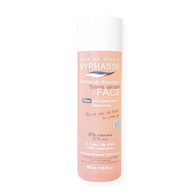 Byphasse Face Soft Toner Lotion 500ml