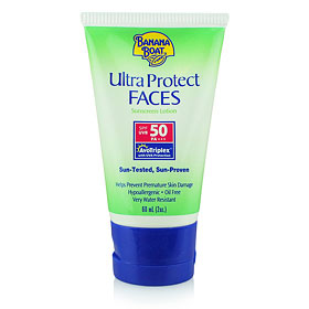 Banana Boat Ultra Protect Faces Sunscreen Lotion SPF 50 PA+++ 60ml