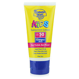Banana Boat Kids Sunscreen Lotion SPF50 90ml