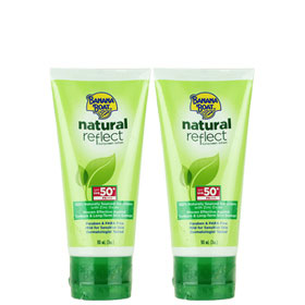 ซื้อ1แถม1Banana Boat Natural Reflect Sunscreen Lotion SPF50