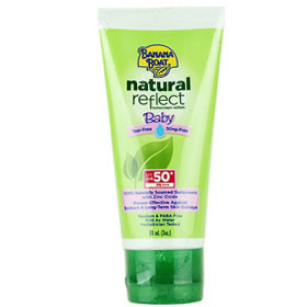 Banana Boat Natural Reflect Baby Sunscreen Lotion SPF50++90ml (Baby)