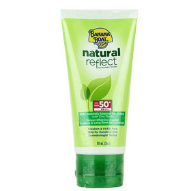 Banana Boat Natural Reflect Sunscreen Lotion SPF50