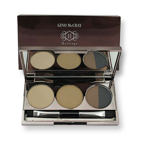 Beauty Buffet Gino McCray Heritage Brow & Liner Kit