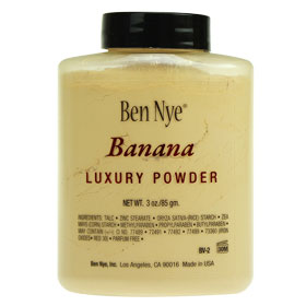 Ben Nye Bella Luxury Powder #Banana 85g