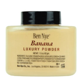 Ben Nye Bella Luxury Powder 42g #Banana