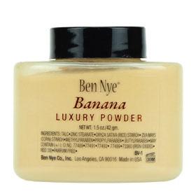 Ben Nye Bella Luxury Powder 42g #Banana