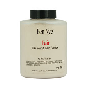 Ben Nye Fair Translucent Face Powder 85g
