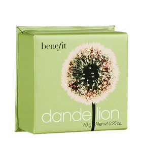 Benefit Dandelion Brightening Face Powder 7g.