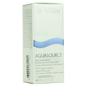 Biotherm Aquasource 24H Deep Hydration Replenishing Gel 30ml