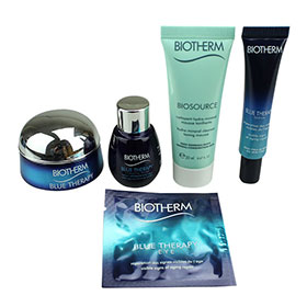 Set Biotherm Blue Therapy 5 Items