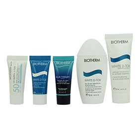Biotherm White D-Tox 5 Items
