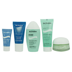 Biotherm Aquasource Nuit Set 5 Items