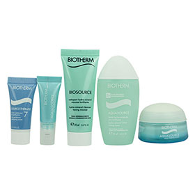 Biotherm Aquasource Therapie Set 5 Items