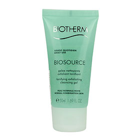 Biotherm Biosource Tonifying Exfoliating Cleansing Gel 50ml