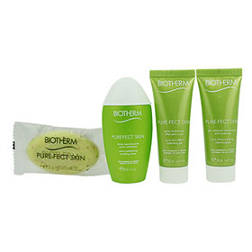 Biotherm Pure Fect Skin Set 4 Items