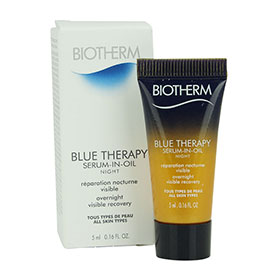 Biotherm Blue Therapy Serum-in-Oil Night 5ml