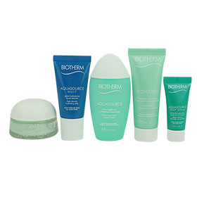 Biotherm Biosource Aquasource Gift Set (5 Items)