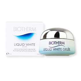 Biotherm Liquid White Gelee Illuminating Hydra-Plumping Cream 15ml