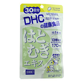 DHC-Supplement Hatamugi (Adlay Extract) 30 Days