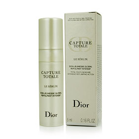 Dior Capture Totale Le Serum Total Youth Skincare Intensive Replumping Action 5ml