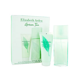 Set Elizabeth Arden Green Tea 2 Items(Scent Spray 100ml+Refreshing Body Lotion 100ml)