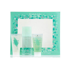Set Elizabeth Arden Green Tea 3 Items(Scent Spray 50ml+Refreshing Body Lotion 50ml+Energizing Bath&Shower Gel 50ml)