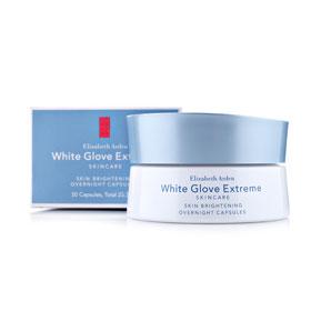 Elizabeth Arden White Glove Extreme Skin Brightening Overnight Capsules 50 Capsules