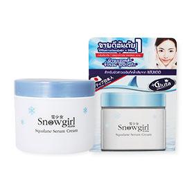 Snowgirl Squalane Serum Cream 100g