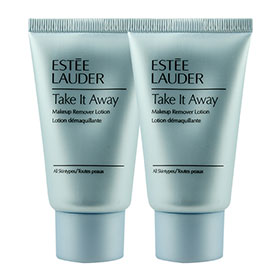 แพ็คคู่ Estee Lauder Take it Away Makeup Remover Lotion (30ml x2)