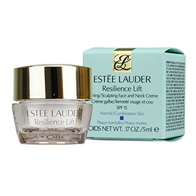 Estee Lauder Resilience Lift Firming/Sculpting Face and Neck Creme 5ml with box